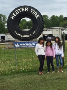 The World's Largest Tire